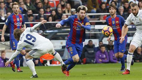 Résultat : 0 – 3 / Match Real Madrid – FC Barcelone: En ...