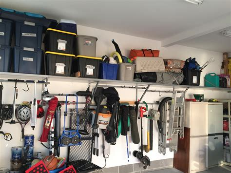 Richmond Garage Shelving Ideas Gallery Monkey Bars