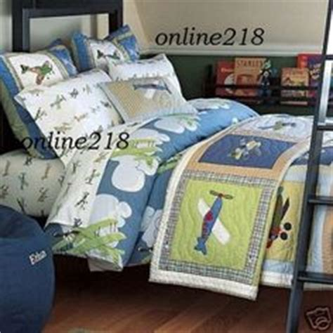 Pottery Barn Airplane Bedding by 1000 Images About Airplane Bedding On