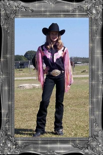 Western Wear Rodeo Barrel Racing Queen Clothing