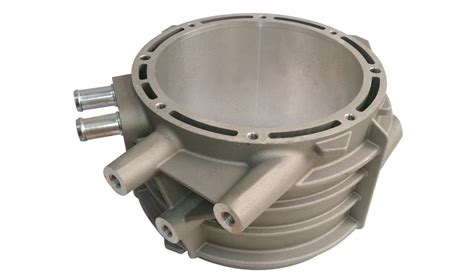 Electric Motor Housing by Water Cooled Motor Housing Of Electric Vehicle