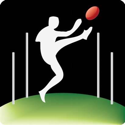 Afl Football Clipart Player Clip Registration Reserve
