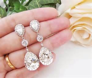 jewelry for bridesmaids swarovski jewelry for wedding bridal trendy mods