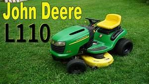 John Deere L110 Tractor Comprehensive Review  Parody