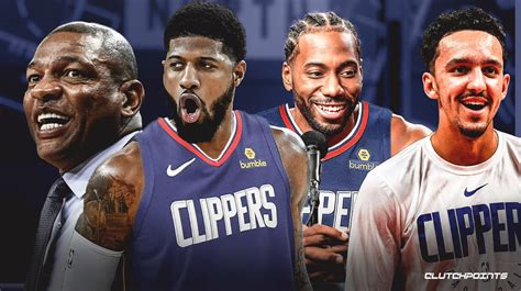 los angeles clippers roster  perfectly complement