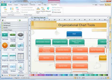 organizational chart tools