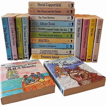 Illustrated Books Editions Classic Moby Classics Twenty