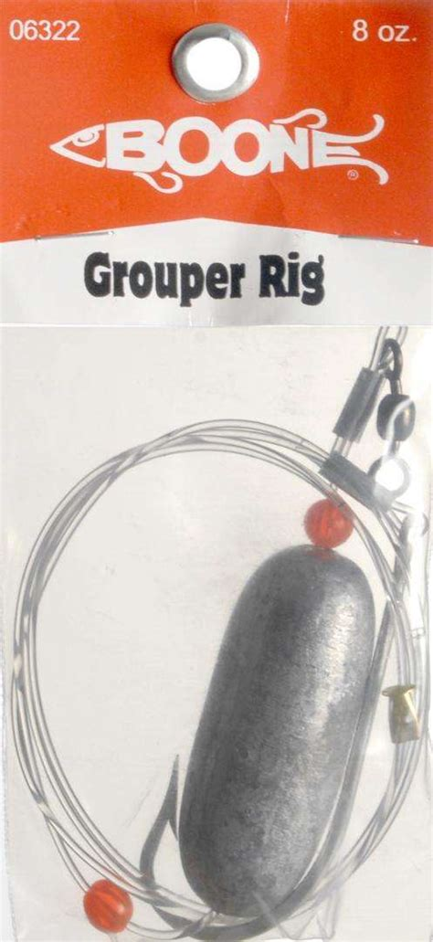 grouper rig bait boone cut outdoorshopping ounce