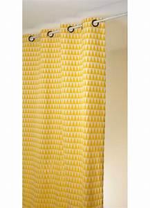 Rideau Blanc Et Bleu : les 25 meilleures id es de la cat gorie rideaux jaunes sur pinterest rideaux de maison jaunes ~ Teatrodelosmanantiales.com Idées de Décoration