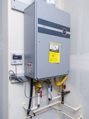 Advantages Of Tankless Water Heaters  How To Save $ On