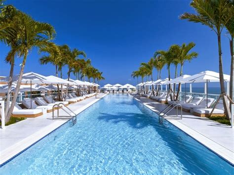 the 10 most gorgeous swimming pools in miami architectural digest