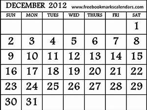 CALENDAR 2012: free printable calendar december 2012