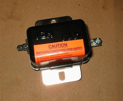 this mopar restoration voltage regulator will convert your points style charging system fo a