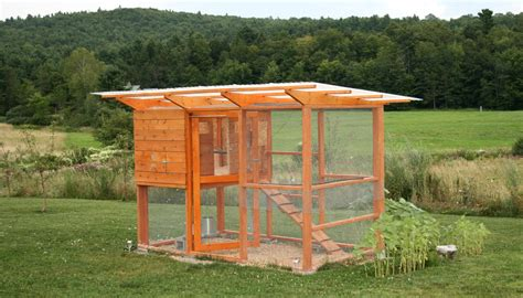 Vermont Chicken Coop  Coop Thoughts Blog