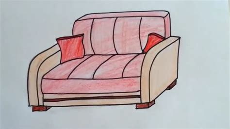 Koltuk Nasıl çizilir/how To Draw A Armchair?