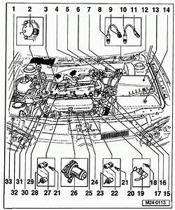 2001 Vw Jetta Engine Diagram