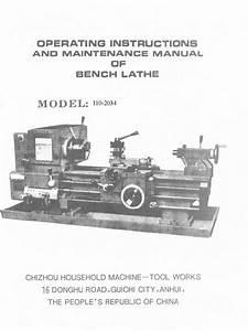 Enco Manual 110