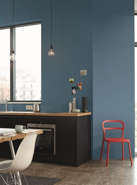 Küche Gestalten Farbe by Ideen F 252 Rs K 252 Che Streichen Und Gestalten Alpina Farbe