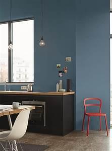 Farbgestaltung Küche Wand : ideen f rs k che streichen und gestalten alpina farbe einrichten ~ Sanjose-hotels-ca.com Haus und Dekorationen