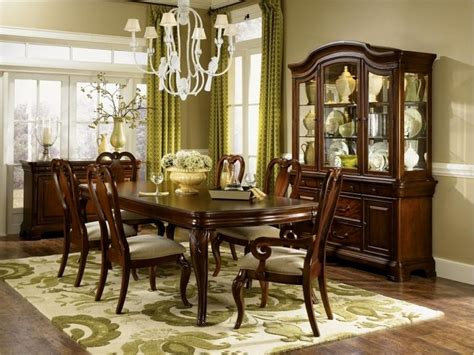 Dining Sets With China Cabinets  Dining Room Ideas