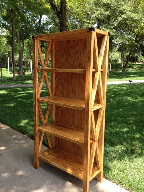 ana white henry bookshelf diy projects