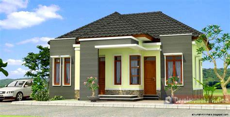 model rumah sederhana terbaru design rumah minimalis