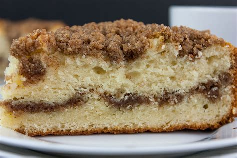 It's technically national coffee cake day.but we don't even need an excuse for these amazing recipes. Cinnamon Crumb Coffee Cake - Don't Sweat The Recipe