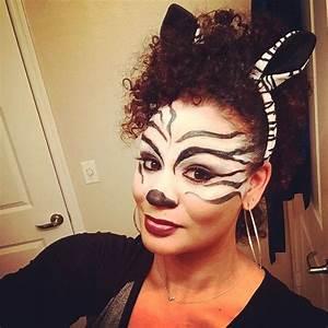 Zebra Schminken Fasching So K Nnen Sie Sich Als Tiger Schminken