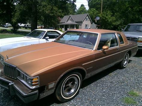 pontiac bonneville in the 1980s howstuffworks buy used 1980 pontiac bonneville in ramseur north carolina united states