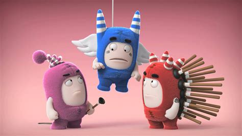 animation launches  cg shorts series oddbods