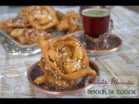 samira tv cuisine comment faire la chebakia marocaine patisserie et gateau