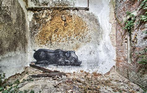 Graffiti Zoo : Bilderbuch Köln
