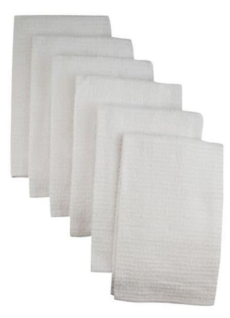 Mainstays Bar Mop Kitchen Towel 6 pack   Walmart.ca