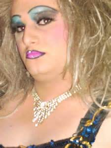 Drew Carey Show Lady with Makeup