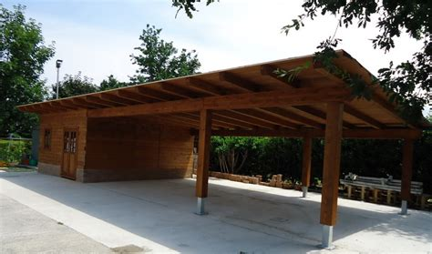 box per auto in pvc casette in legno e pvc fratelli cucchi tetti e strutture
