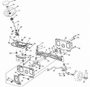 Craftsman Gt5000 Deck Belt Diagram