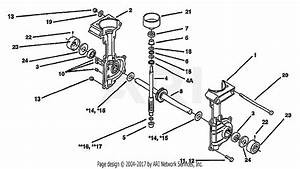 Troy Bilt 12001 1 6hp Roto N 120010300101