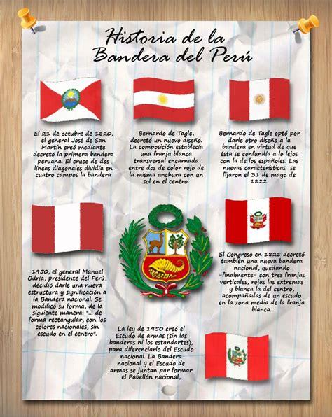 historia de la bandera de peru d 237 a de la bandera de peru es el 7 de junio peru inka