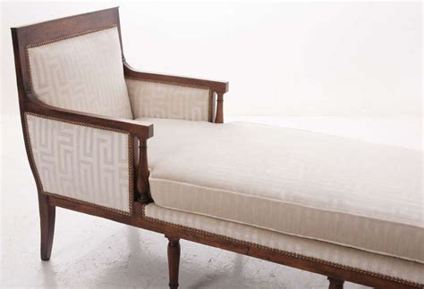 chaise directoire 19th century directoire chaise longue for sale