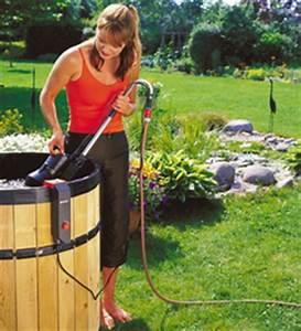 Pompe Pour Récupérateur D Eau De Pluie : pompe pour collecteur d eau de pluie gardena de gardena ~ Dailycaller-alerts.com Idées de Décoration