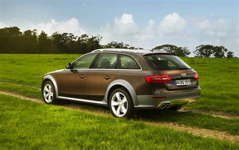 2015 Audi A4 by 2015 Audi A4 Allroad On Sale In Australia From 70 500