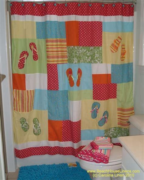 flip flops shower curtain flip flops