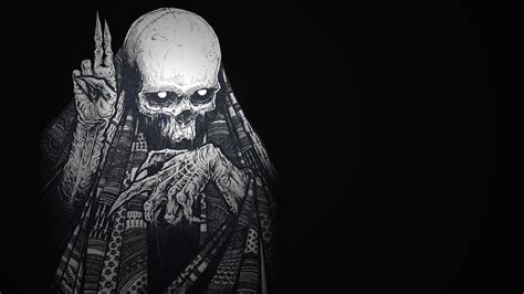 Scary Skull Wallpaper (48+ Images