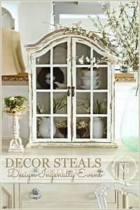 Decor, Steals, Design, Ingenuity, Event, Spring, Cupboard