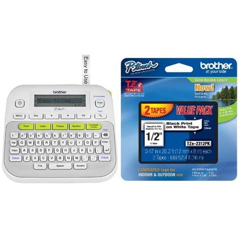 brother p touch pt  label maker    pm
