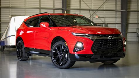 Chevrolet Blazer First Drive Review Crossover