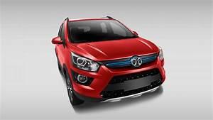 Wallpaper Senova EX200, electric cars, crossover, red