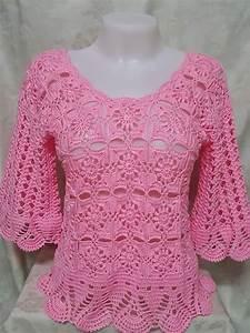 Stunning Crochet Blouse