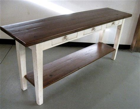 White Console Table With Shelf  Farmhouse  Side Tables. Office Desk Mahogany. Service Desk Tools List. Murphy Table Diy. Modern Game Table. Real Wood Desks. My Desk Morgan Stanley. Modern Walnut Dining Table. Deadpool Pencil Cup Desk Accessory