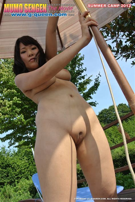 Nude Japanese School Girl Having Their Pe Classes Picture